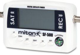 MIERNIK SAT CYFROWY MITON SF-500