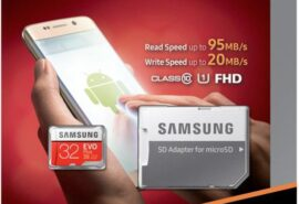 Karta pamięci Samsung EVO+ Plus MB-MC32GA 32 GB + Adapter