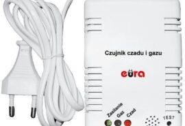 Czujnik czadu i gazu EURA CGD-36A2