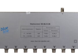 MULTISWITCH BLUE LINE 5/12