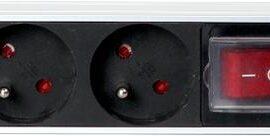 Listwa zasilająca rack 10 cali Getfort LGF-03