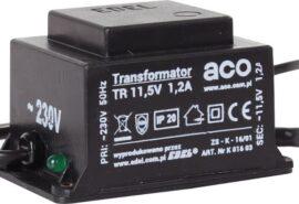 ACO TR 12V 1,2A Transformator
