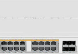MIKROTIK ROUTERBOARD CRS328-24P-4S+RM POE