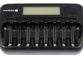 Ładowarka akumulatorków everActive NC-800