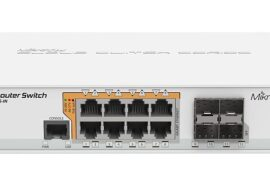 MIKROTIK ROUTERBOARD CRS112-8P-4S-IN POE