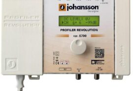 Amplifier (wzmacniacz) Johansson Profiler 6700 Revolution