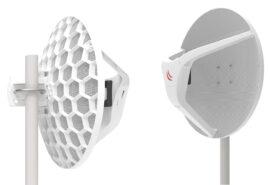 MIKROTIK ROUTERBOARD Wireless Wire Dish (RBLHGG-60adkit)
