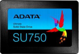 DYSK SSD ADATA SU750 256GB 2,5″ 3D NAND