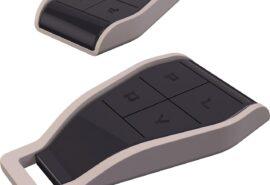 Pilot Key Play 4-kanałowy 433Mhz