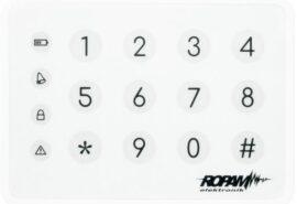 Klawiatura dotykowa ROPAM TK-4W