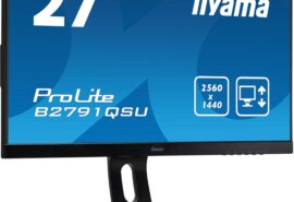 Monitor LED IIYAMA B2791QSU-B1 27″ HDMI DisplayPort HAS Pivot