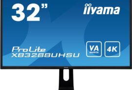 Monitor LED IIYAMA XB3288UHSU-B1 32″ HDMI DisplayPort
