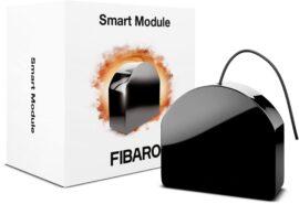FIBARO Double Smart Module ( podwójny włącznik elektryczny ) 2×1.5kW