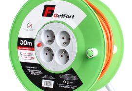 Przedłużacz bębnowy Getfort B30 30m 16A 3680W