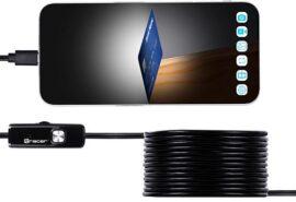 KAMERA ENDOSKOPOWA TRACER HardWire 5M 7MM LED USB