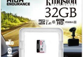 Karta pamięci Kingston High-Endurance microSD 32GB UHS-I U1 24/7