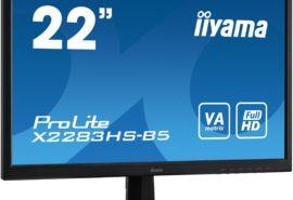 Monitor LED IIYAMA X2283HS-B5 22″ VA