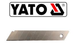 Ostrza zapasowe 18×0,5 YATO YT-7529