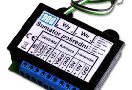 ACO CDNVSp – Sumator pośredni do systemu CDNV