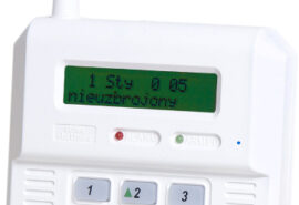 Centrala alarmowa ELMES CB32GZ