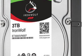 DYSK SEAGATE IronWolf ST3000VN007 3TB