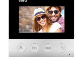 """MONITOR """"EURA"""" VDA-19A3 ekran 4'3"""", do wideodomofonu VDP-19A3 Helios"""