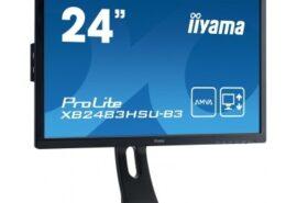 Monitor LED IIYAMA XB2483HSU-B3 C 24″ HDMI DisplayPort HAS Pivot