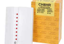 Odbiornik Radiowy Elmes CH8HR HET