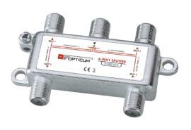 Rozgałęźnik 1-4 DVB-T SAT 4×1
