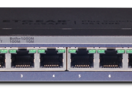 SWITCH NETGEAR GS108E-300PES