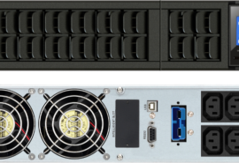 UPS ZASILACZ AWARYJNY POWER WALKER VFI 3000 CRM LCD