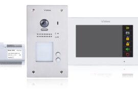 Wideodomofon 2-rodzinny VIDOS DUO 2 x M1021W / S1202A